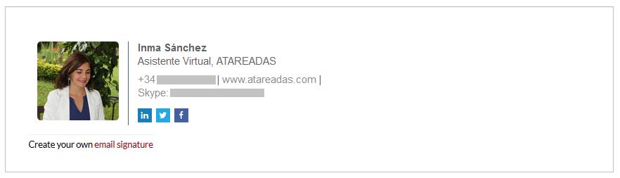 mail Atareadas