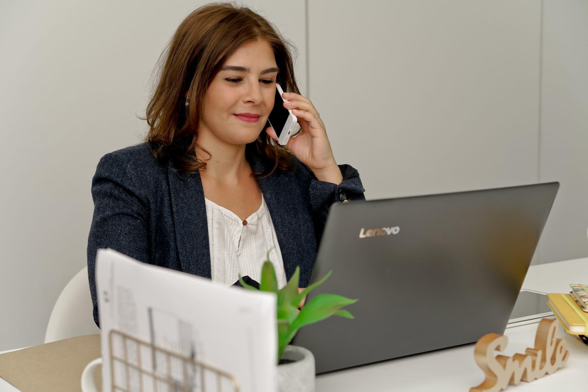 Inma Sánchez Asistente Virtual