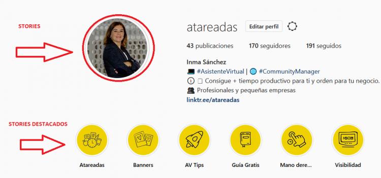 Instagram Atareadas