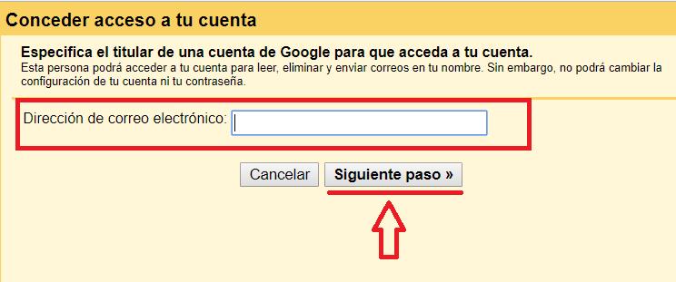 Preparar un buzón de Gmail para delegarlo | Atareadas