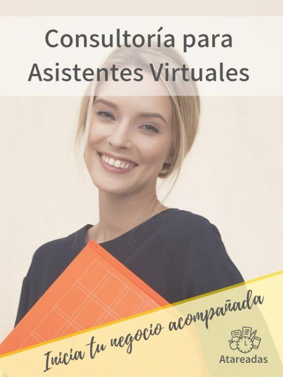 Consultoría para Asistentes Virtuales Atareadas
